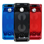 Caixa Som Mp3 Amplificada Rádio Fm Usb Sd Portátil Bluetooth