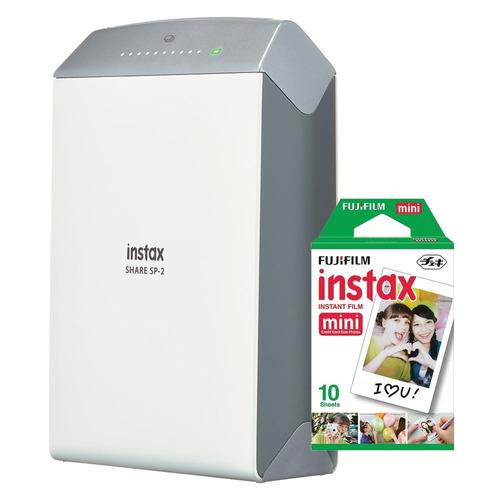 Impres Instax Share Wi - fi Fujifilm Sp - 2 P / Smartphone +filme