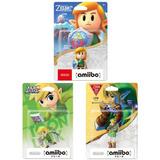 Amiibo Link Awakening Toon Link Link Ocarina Legend Of Zelda