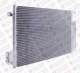 Condensador ar condicionado palio 2012