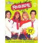 Box Dvd Rebelde 2º Temporada - 3 Discos - Original Lacrado