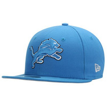 Boné New Era Detroit Lions Original Importado Usa