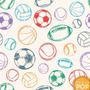 Papel De Parede Esporte Bola Futebol Adesivo Rolo 10m