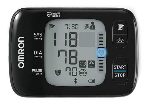 Aparelho Medidor De Pressão Arterial Digital De Pulsoomron Hem-6232t/rs7
