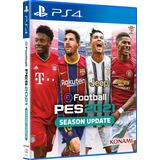 Pes 2021ps4 Efootball Pro Evolution Soccer + Brinde Oferta