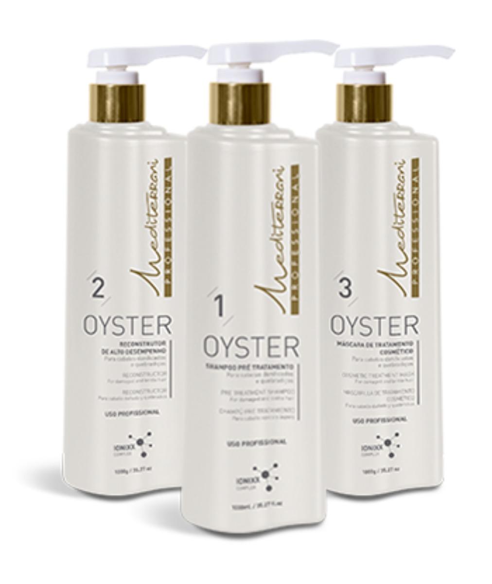 Oyster Repair Reconstrução Mediterrani (3 x...