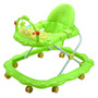Andador Musical Cor Verde Com Brinquedos