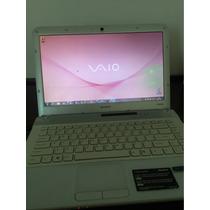 Notebook Sony Vaio Vpcea36fm/w