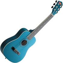 Mini Violão Infantil Tagima Iniciante Azul Acústico Nylon