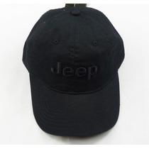 Boné Jeep Produto Original - Marca Registrada ® Frete Gratis