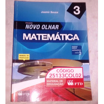 Novo Olhar Matemática 3 (manual Do Professor )