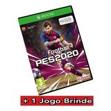 Pes 20 Xbox One Mídia Digital  + Brinde