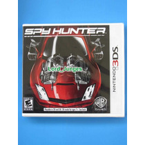 Spy Hunter - Nintendo 3ds - Lacrado - Pronta Entrega.