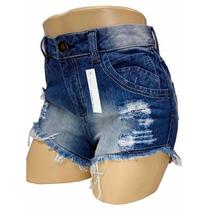3 Shorts Jeans Várias Marcas E Modelos R$200 Frete Grátis