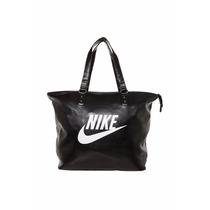 Bolsa Nike Heritage Si Tote Preta Original