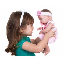 4 Boneca Baby Ninos Bebê Recém Nascido Com Certidão-cotiplás