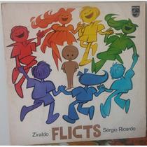 Lp Vinil Flicts - Ziraldo E Sérgio Ricardo (infantil)