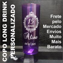 Copo Long Drink Personalizado 350 Ml - 250 Unidades