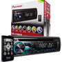 Cd / Mp3 Player Mixtrax Pioneer Deh-x1780ub C/ Entrada Usb