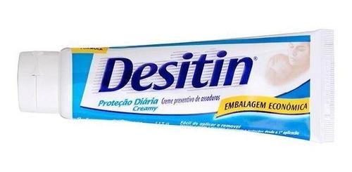 Creme Preventivo De Assaduras Desitin Creamy 113 Gramas
