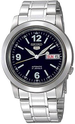 706c716051a Relógio Seiko Clássico Calendário Automático Snke61k1