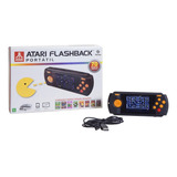 Console Portatil Atari Flashback Com 70 Jogos Tectoy