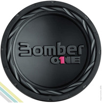 Subwoofer 12 Polegadas 200w Rms Bomber One Simples 4 Ohms