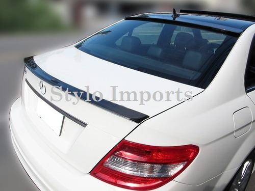 Aerof�lio Mercedes S�rie C Fibra De Carbono