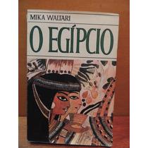 Livro O Egípcio Mika Waltari