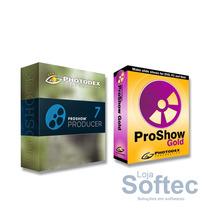 Proshow Gold E Producer 7 Com Efeitos Stylepack