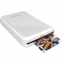 Impressora Portátil E Fotográfica Polaroid Zip Polmp01w
