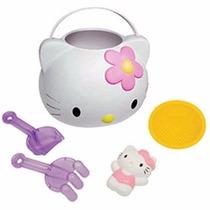 Conjunto De Praia - Hello Kitty - Rosita