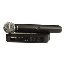 Microfone Shure Blx24 Sm58 Blx-24 Sm-58 Blx24 Sm58 Original
