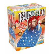 Globo De Bingo Infantil 48 Cartelas E 90 Bolinhas