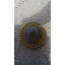 Moeda 1 Real Comemorativa 40 Anos Do Banco Central