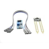 Módulo Sensor De Umidade De Solo Para Arduino