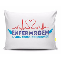 Almofadas Personalizada 50 Unidades Semana Da Enfermagem
