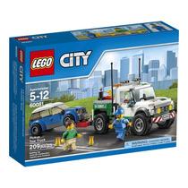 60081 Lego City Caminhão Rebocador