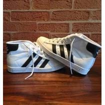 Tênis Botinha Adidas Stan Superstar Smith Cano Lançamento