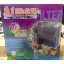 Filtro Externo Atman Hf 0600 Hf 600 220v