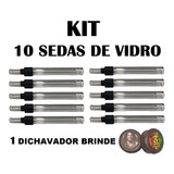 Kit Seda De Vidro Reutilizável + Brinde Dechavador