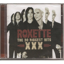 Roxette - The 30 Biggest Hits - O + Barato Cd Duplo Lacrado