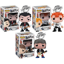 Sex Pistols 3 Johnny Rotten Sid Vicious Steve Jones Funko Po