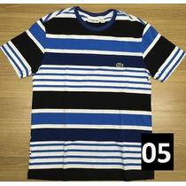 Kit 2 Camisetas Mozao Casal Lacoste Original Frete Gratis A Venda Em