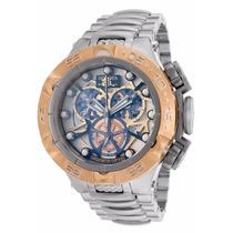 Relógio Invicta 13737 Subaqua Noma V Cosc Com Caixa E Manual