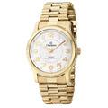 Relógio Champion Dourado Cn28848h, Pronta Entrega,original.
