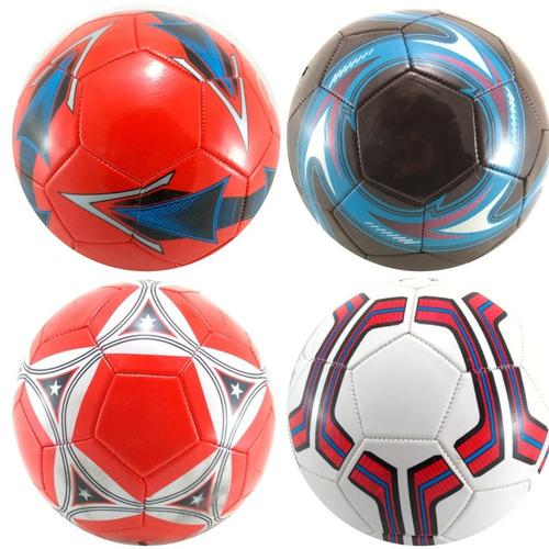 Bola De Futebol De Campo Colorida Tamanho E Peso Oficial S. R  19.5 56199572e547e