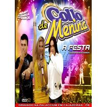 Dvd Collo De Menina A Festa Vol.2 Original + Frete Grátis