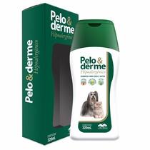 Pelo E Derme Shampoo Hipoalergênico 320 Ml