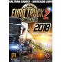 Euro Truck Simulator 2 Para Pc Simulador De Caminhões Dvd